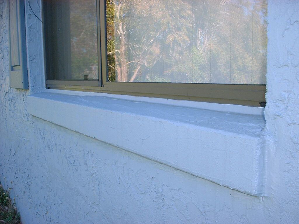 Replacement Windows Exterior Sill Replacement Window