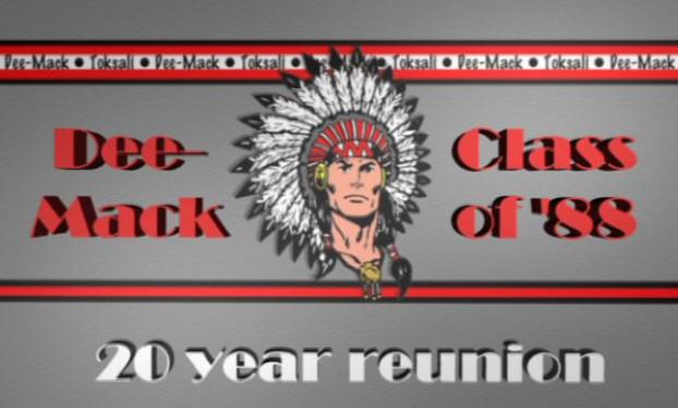 Dee-Mack Class of 1988 20 year reunion